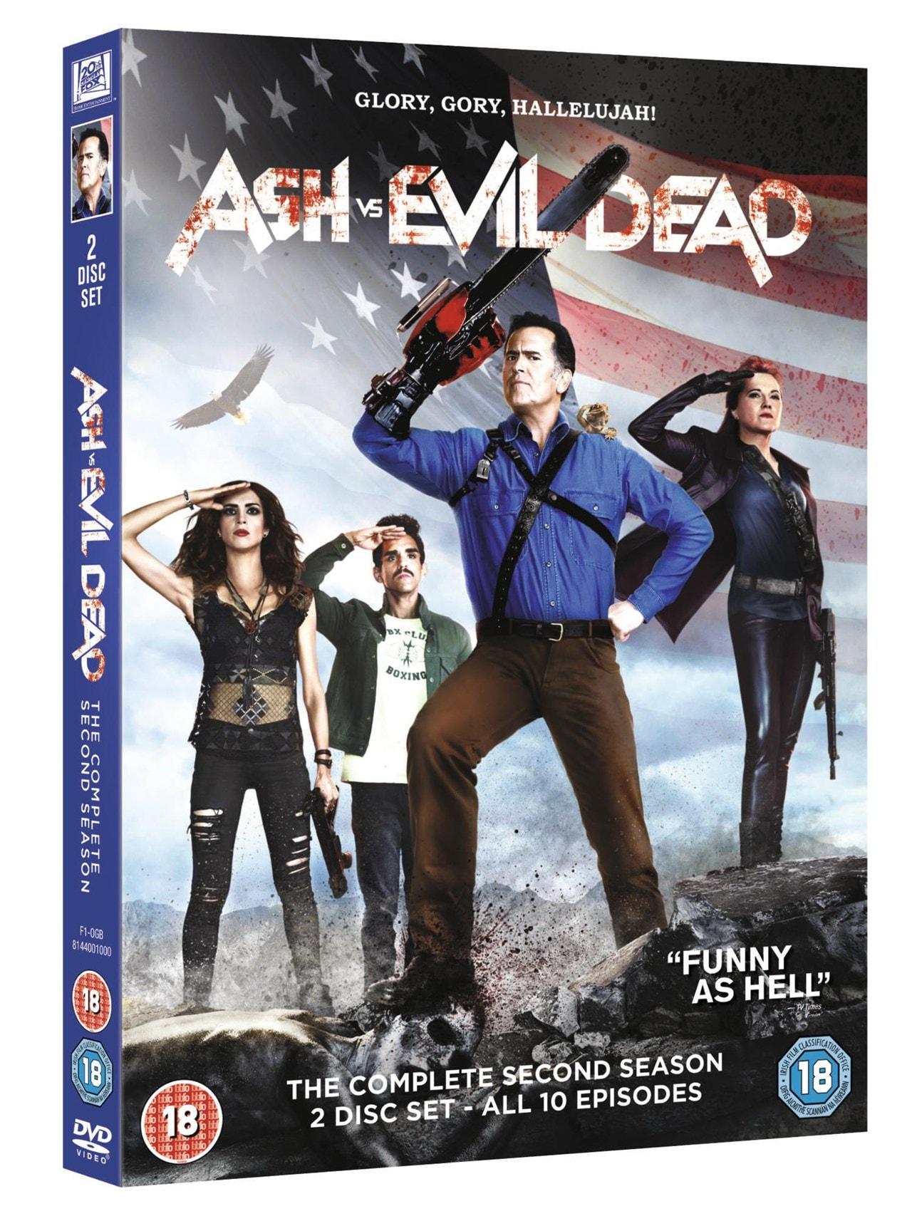 Ash Vs Evil Dead: The Complete Second Season - 2