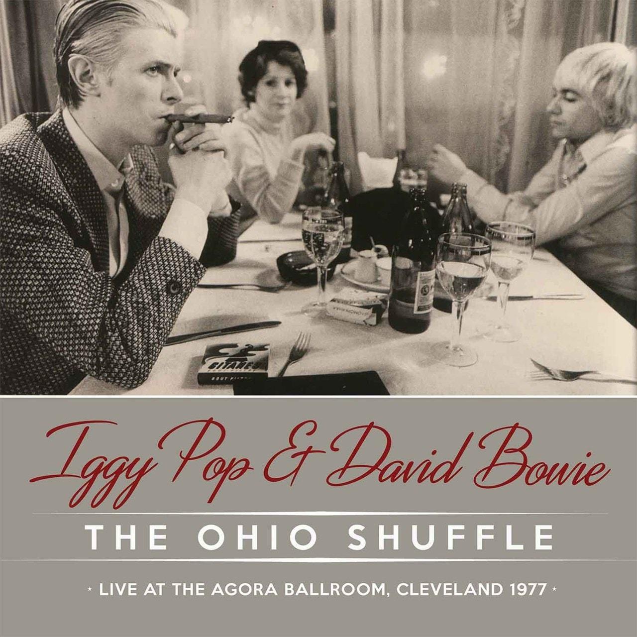 The Ohio Shuffle: Live at the Agora Ballroom, Cleveland 1977 - 1