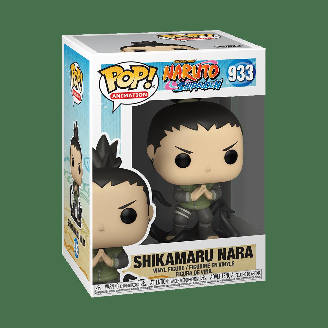 Shikamaru Nara (933) Naruto Pop Vinyl - 2