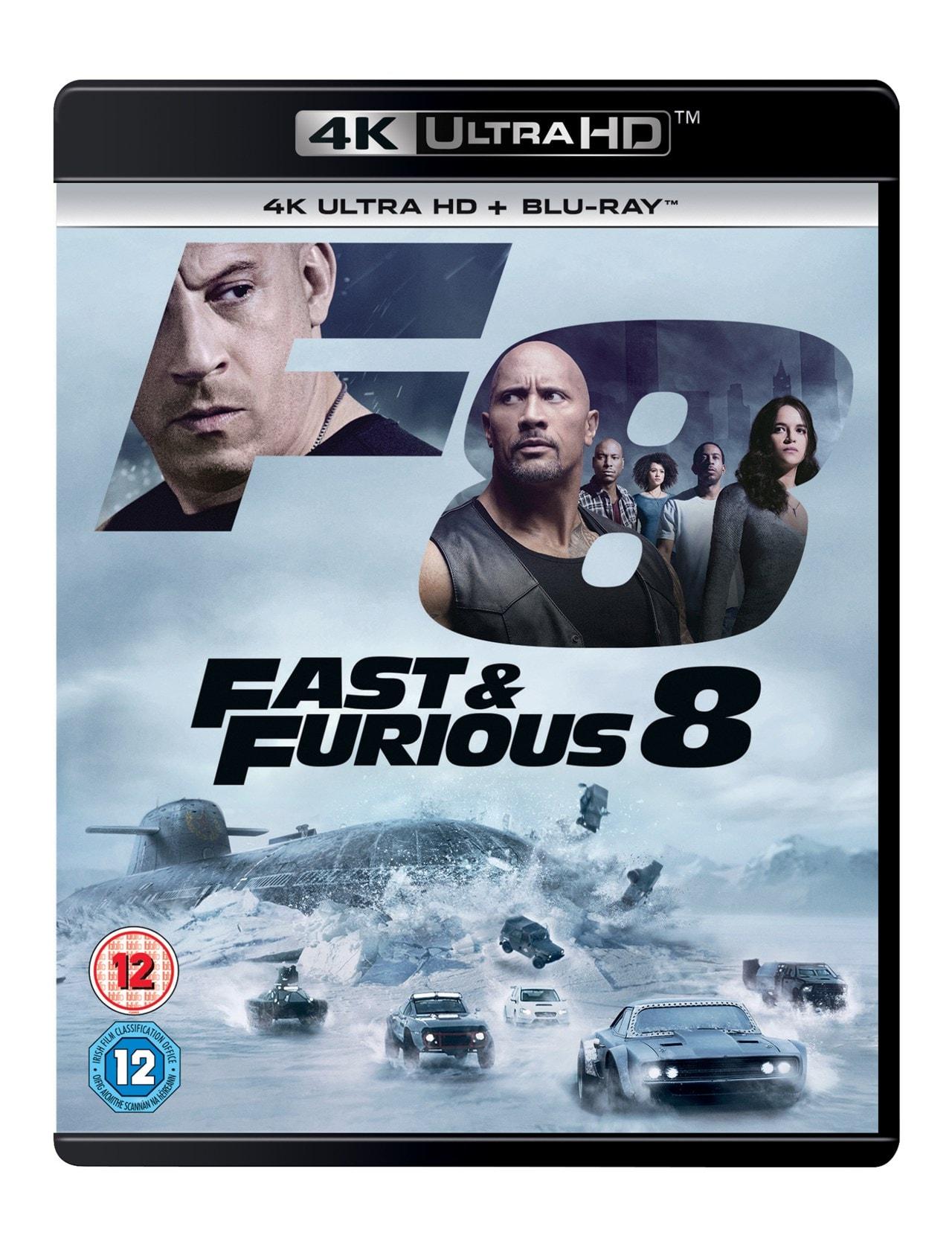 Fast & Furious 8 - 1