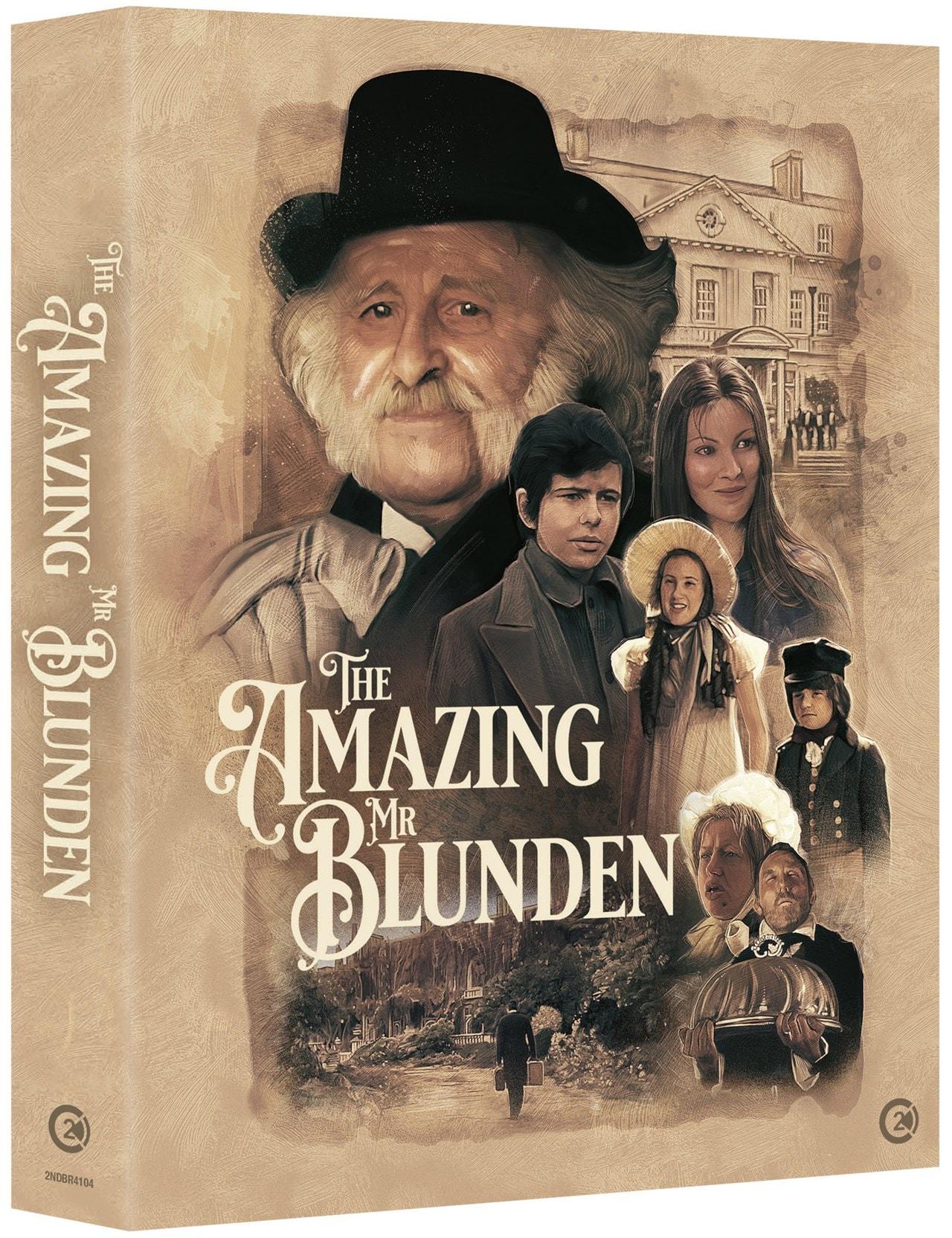 The Amazing Mr Blunden - 1