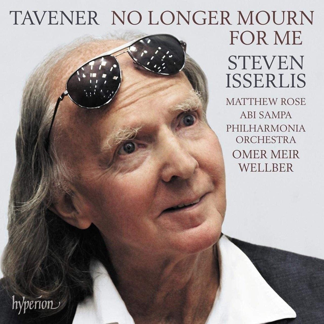 Tavener: No Longer Mourn for Me - 1
