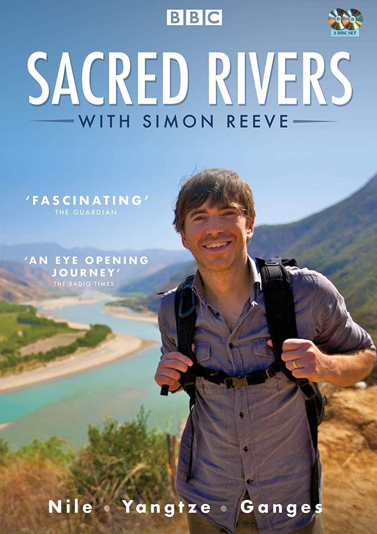 Sacred Rivers With Simon Reeve - 1