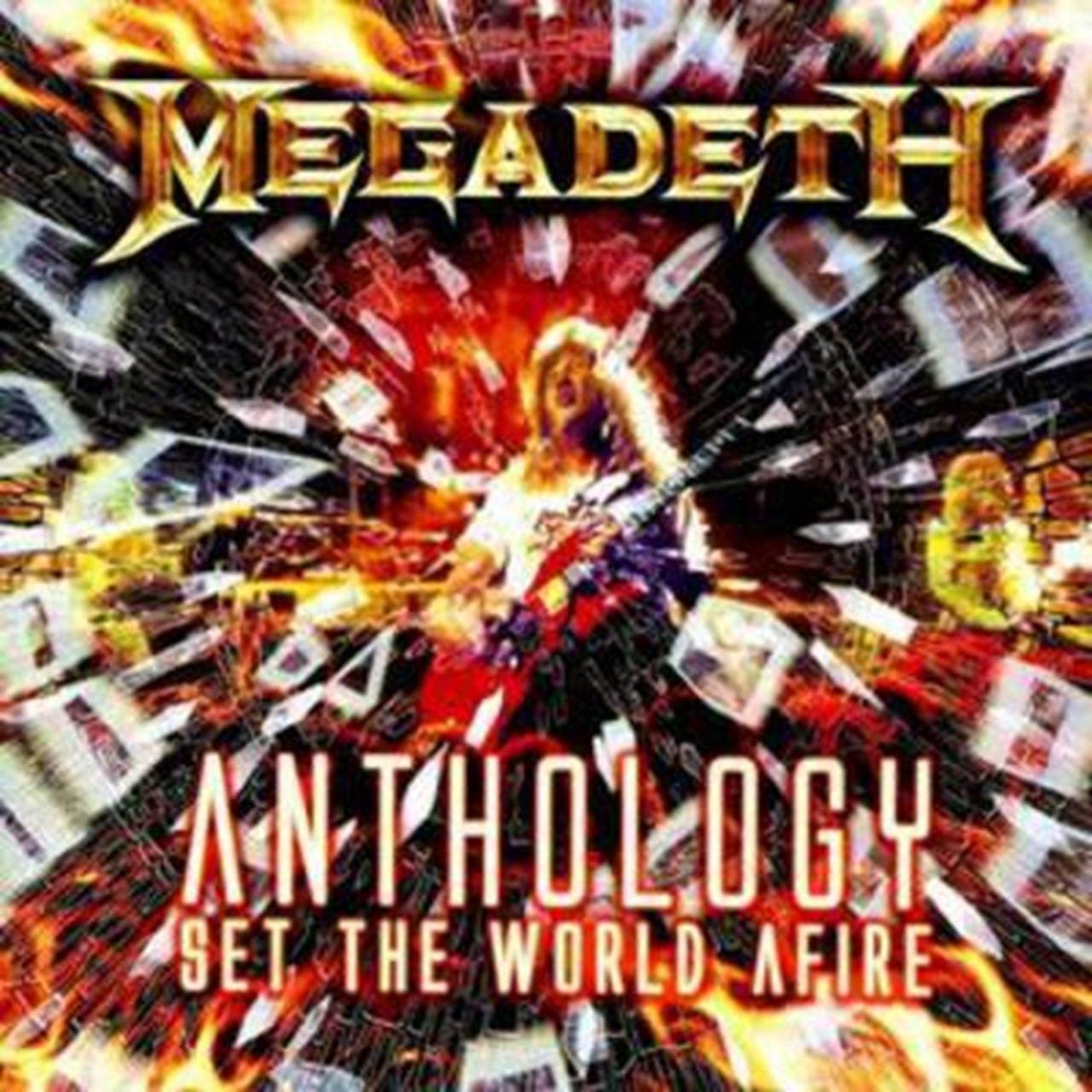 Anthology: Set the World Afire - 1