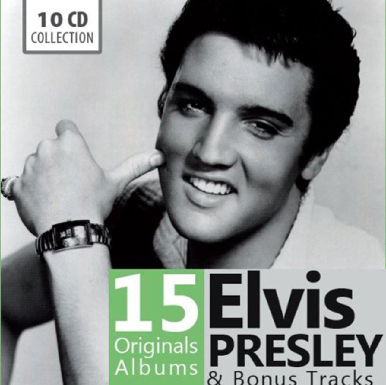 15 Original Albums - 1