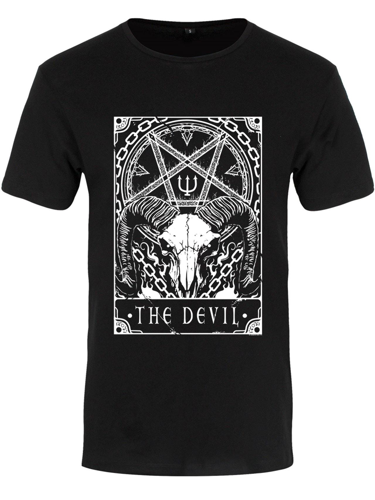 Deadly Tarot: The Devil (Small) - 1