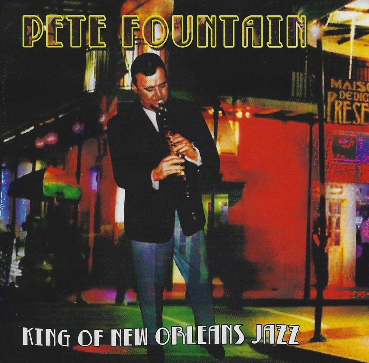 King of New Orleans Jazz - 1