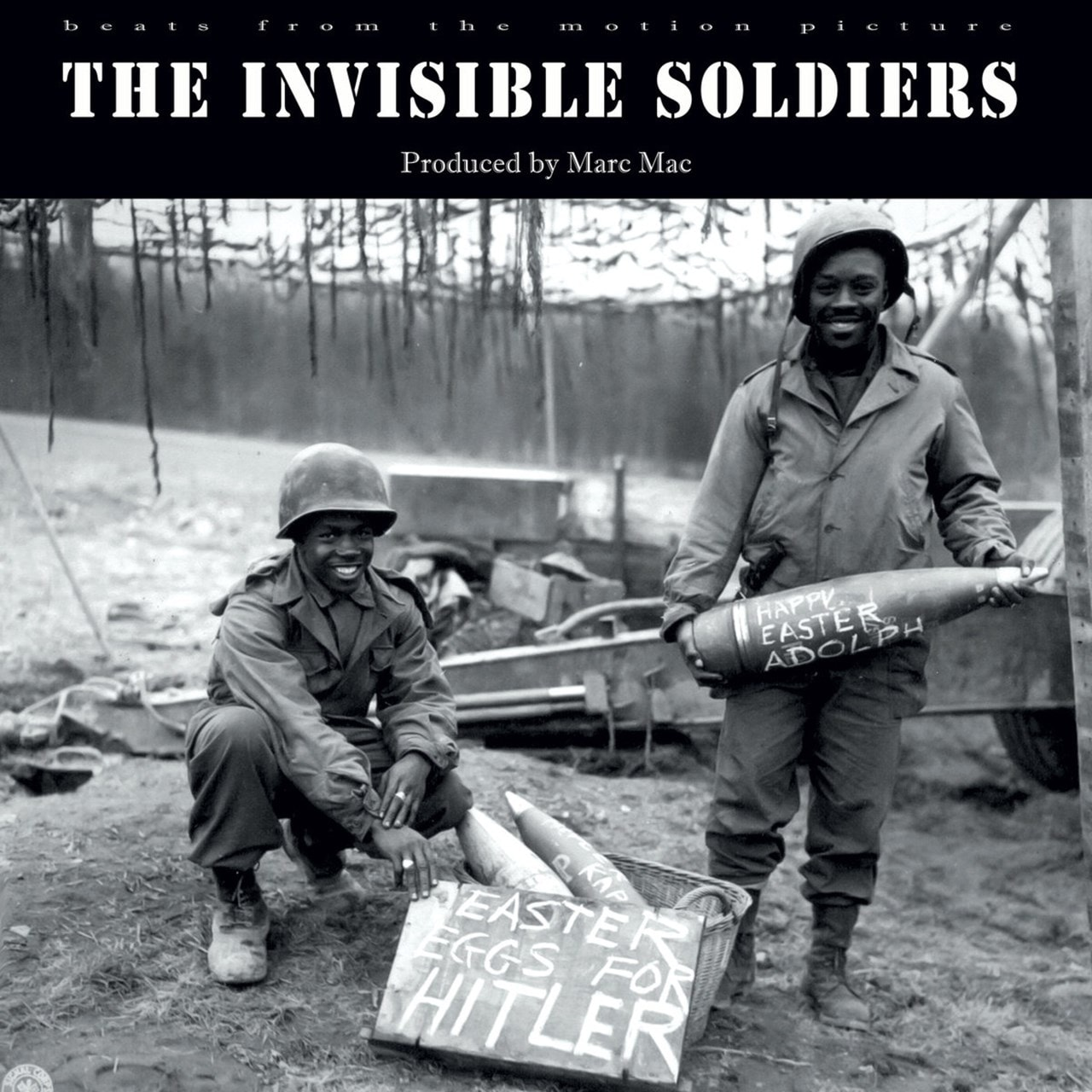 The Invisible Soldiers - 1