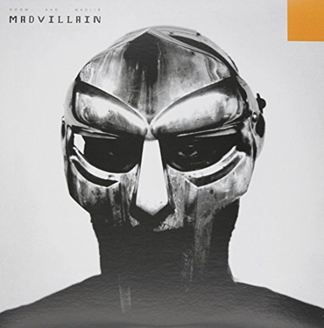 Madvillainy - 1