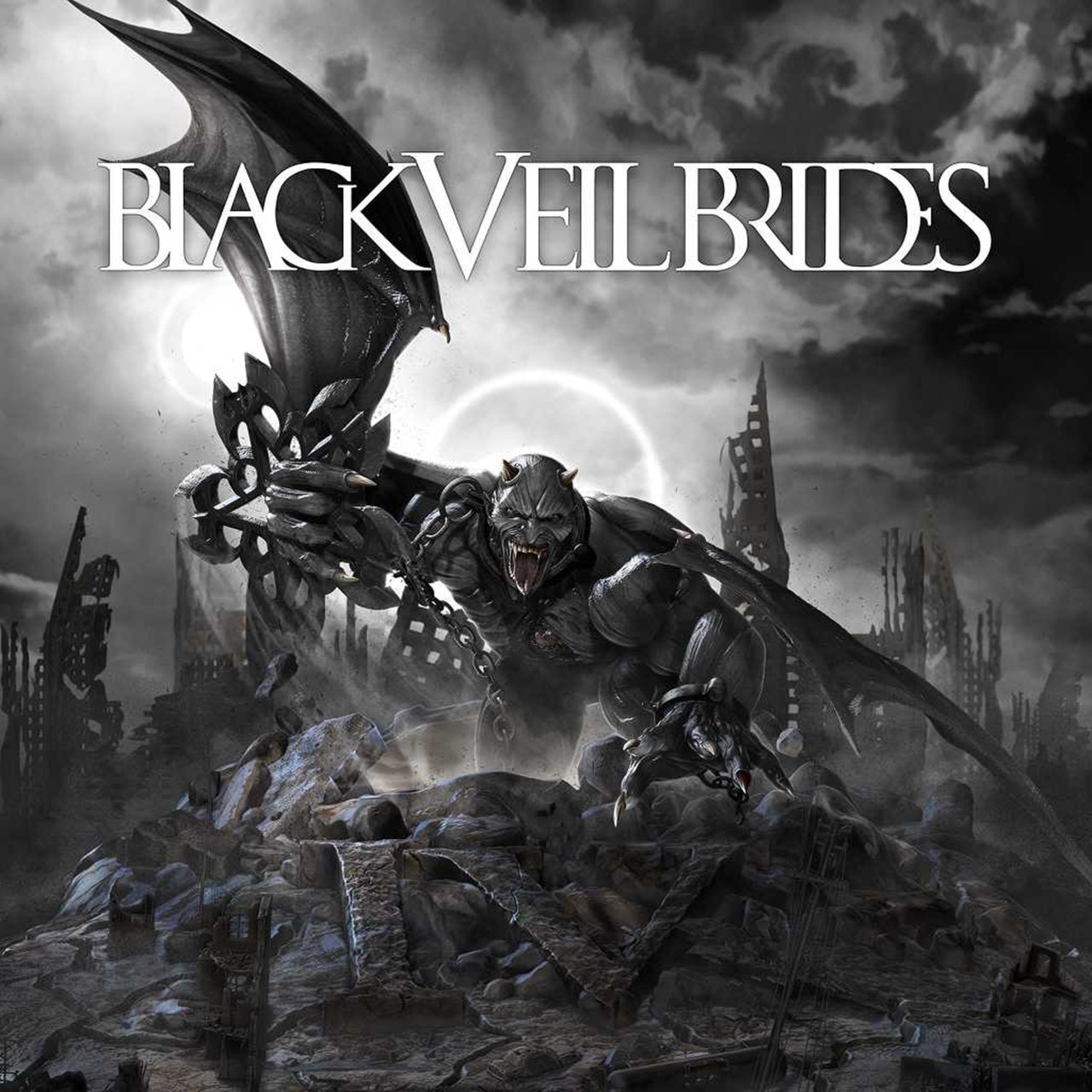 Black Veil Brides IV (hmv Exclusive) Limited Edition - 1