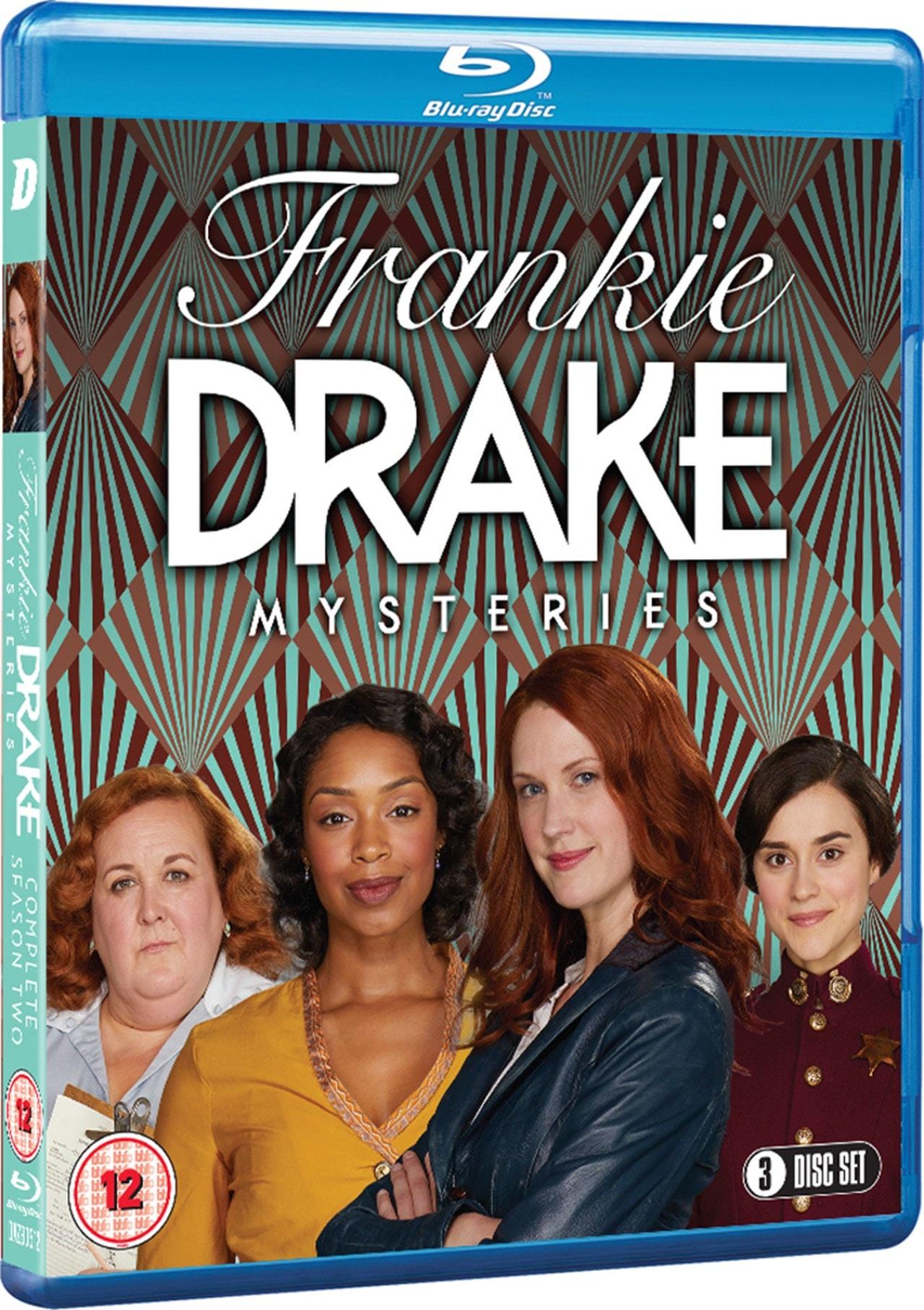 Frankie Drake Mysteries: Complete Season Two - 2
