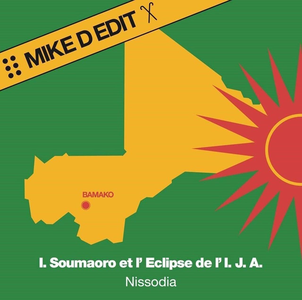 Nissodia (Mike D Edit) - 1