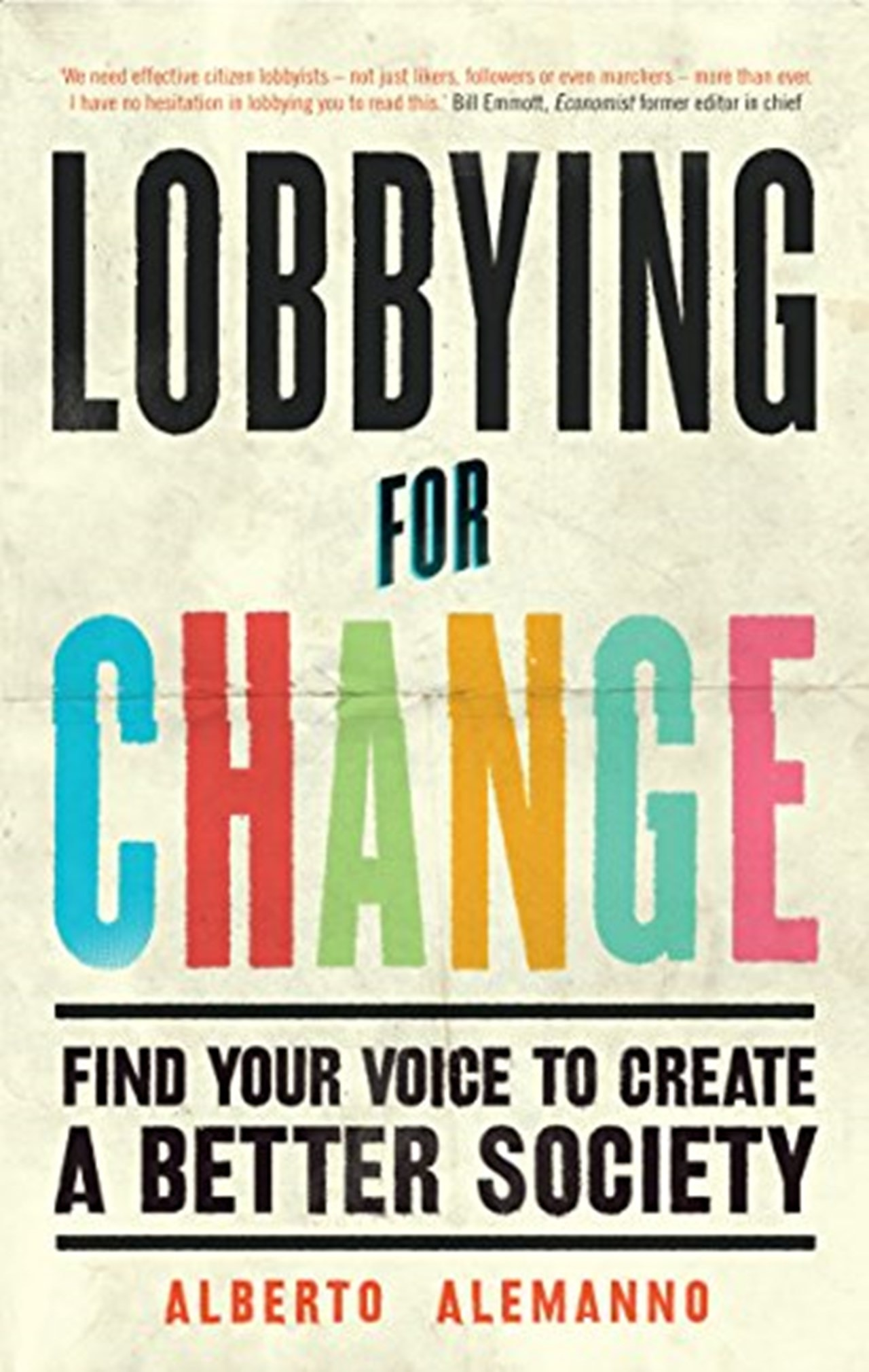 Lobbying For Change - 1
