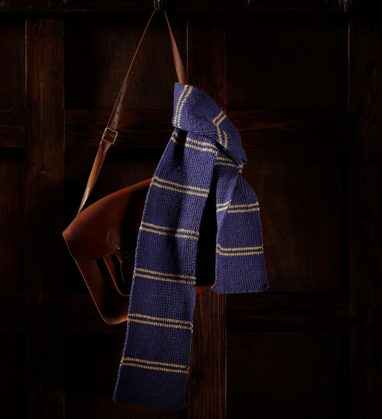 Ravenclaw House Scarf: Harry Potter Knit Kit - 1