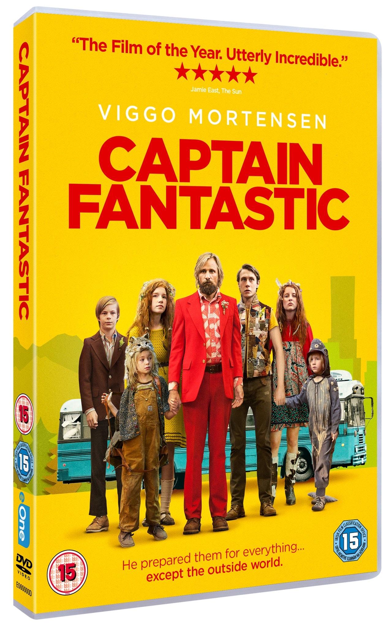 Captain Fantastic - 2