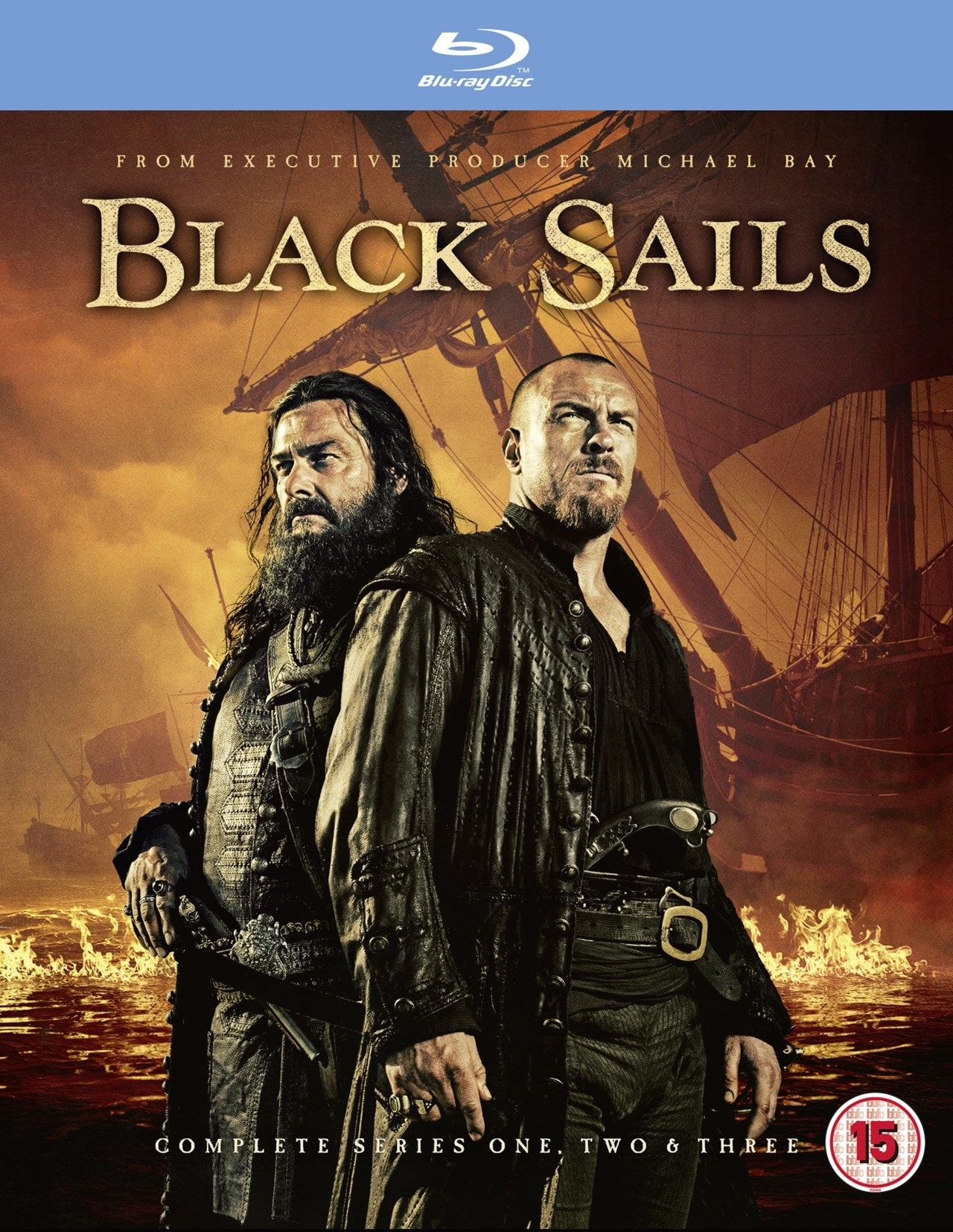 Black Sails: Complete Series One, Two & Three - 1