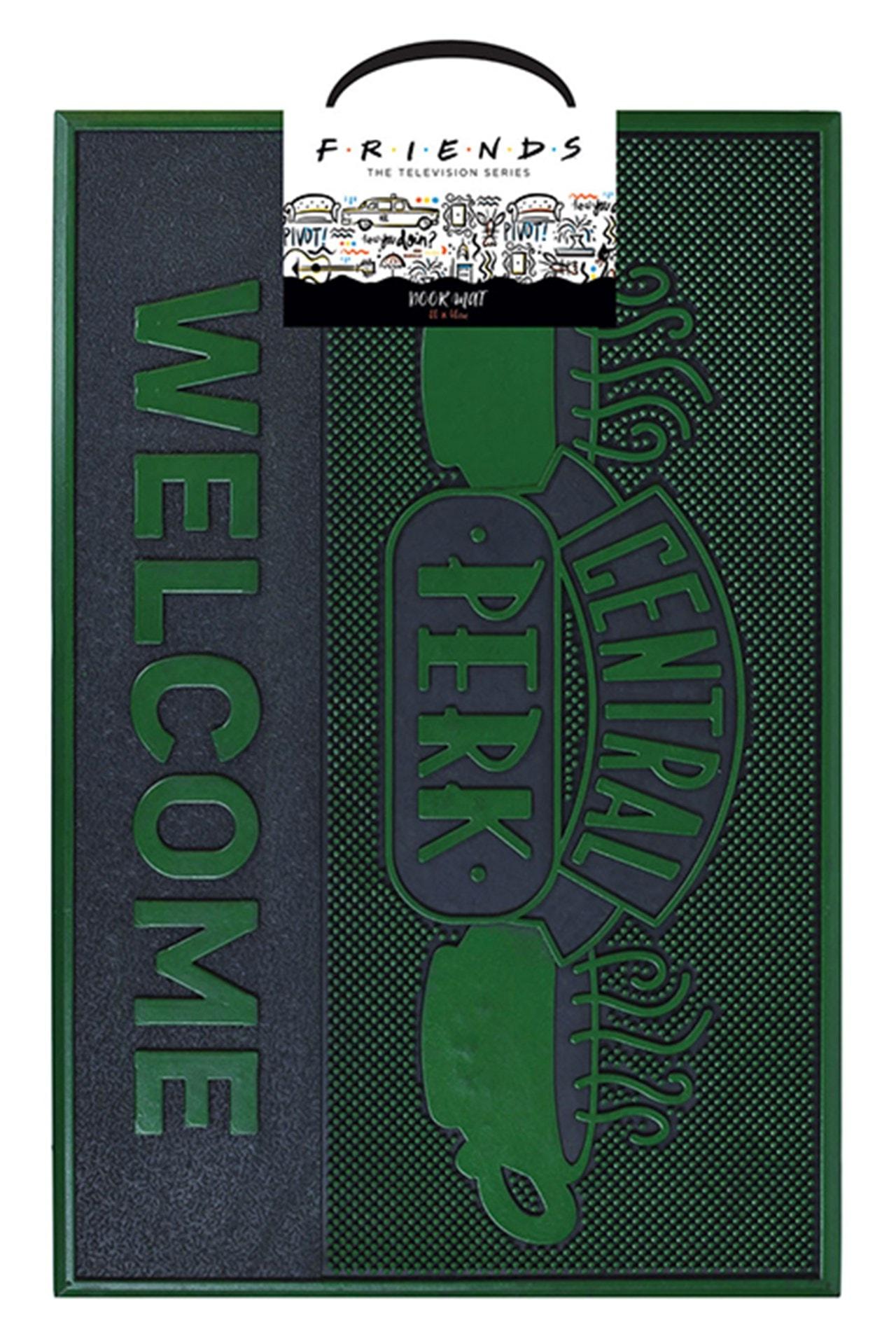 Friends: Central Perk Rubber Door Mat - 2