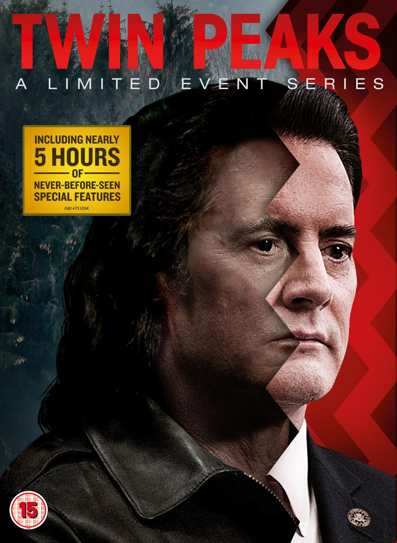Twin Peaks: A Limited Event Series - 1
