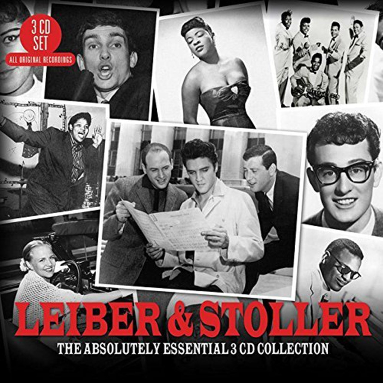 Leiber & Stoller: The Absolutely Essential 3CD Collection - 1