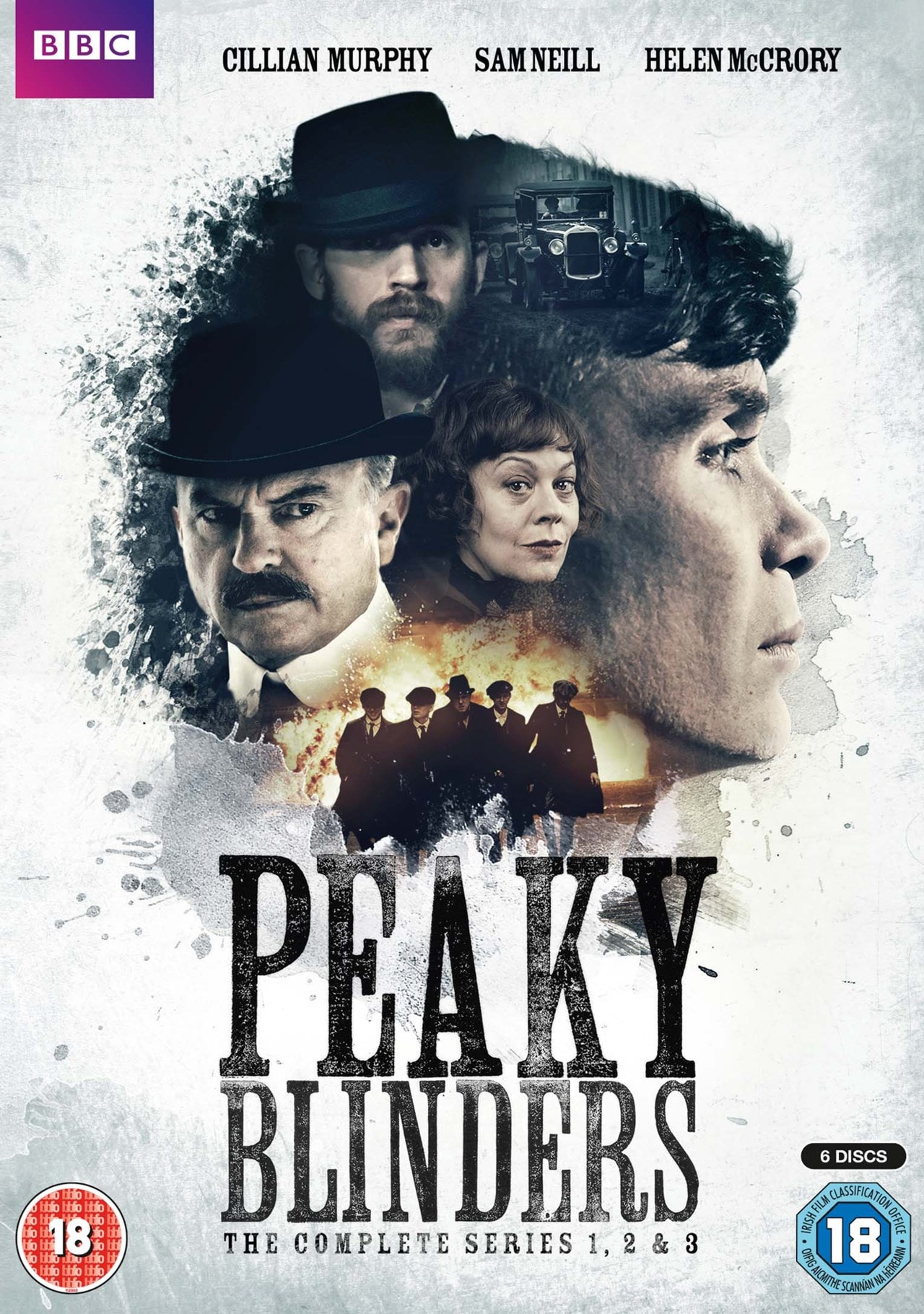 Peaky Blinders: The Complete Series 1-3 - 1