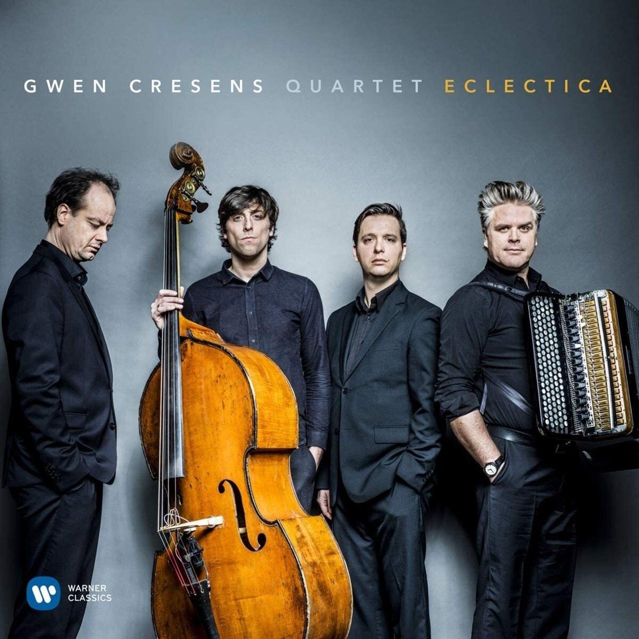 Gwen Cresens Quartet: Eclectica - 1