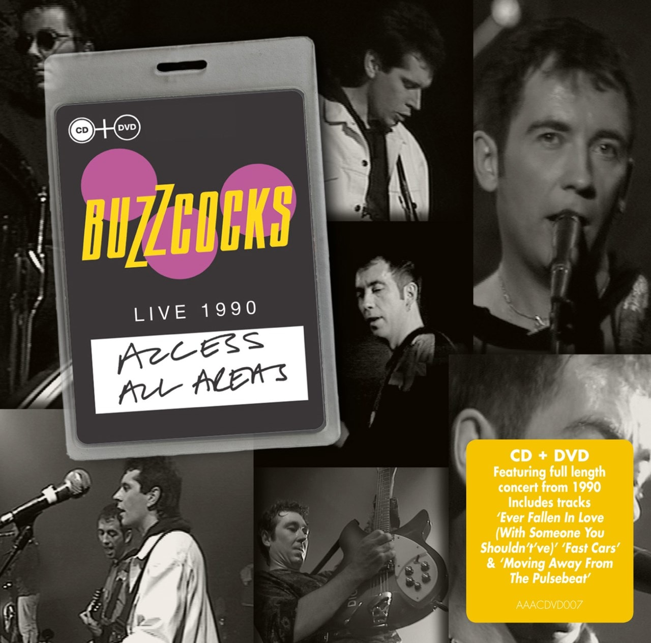 Access All Areas: Live 1990 - 1