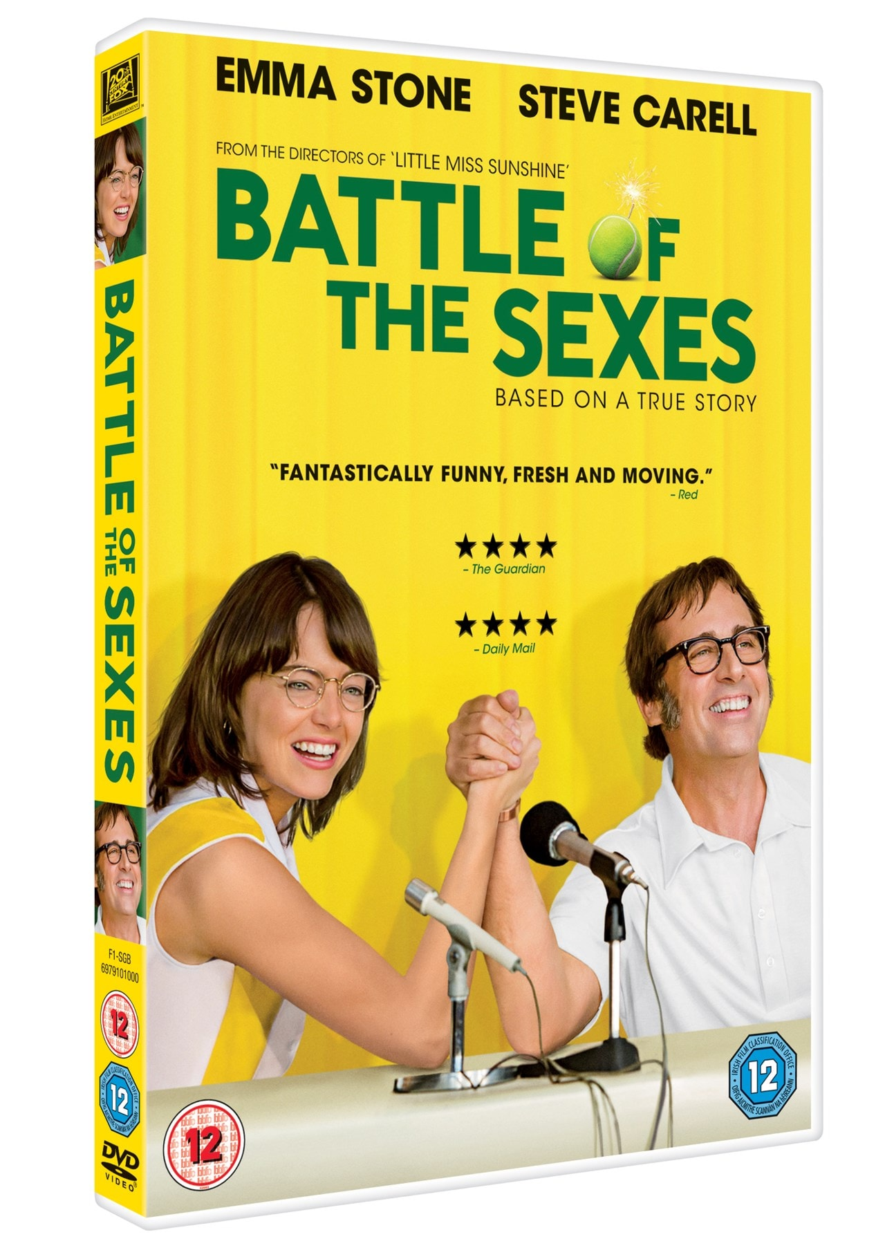 Battle of the Sexes - 2