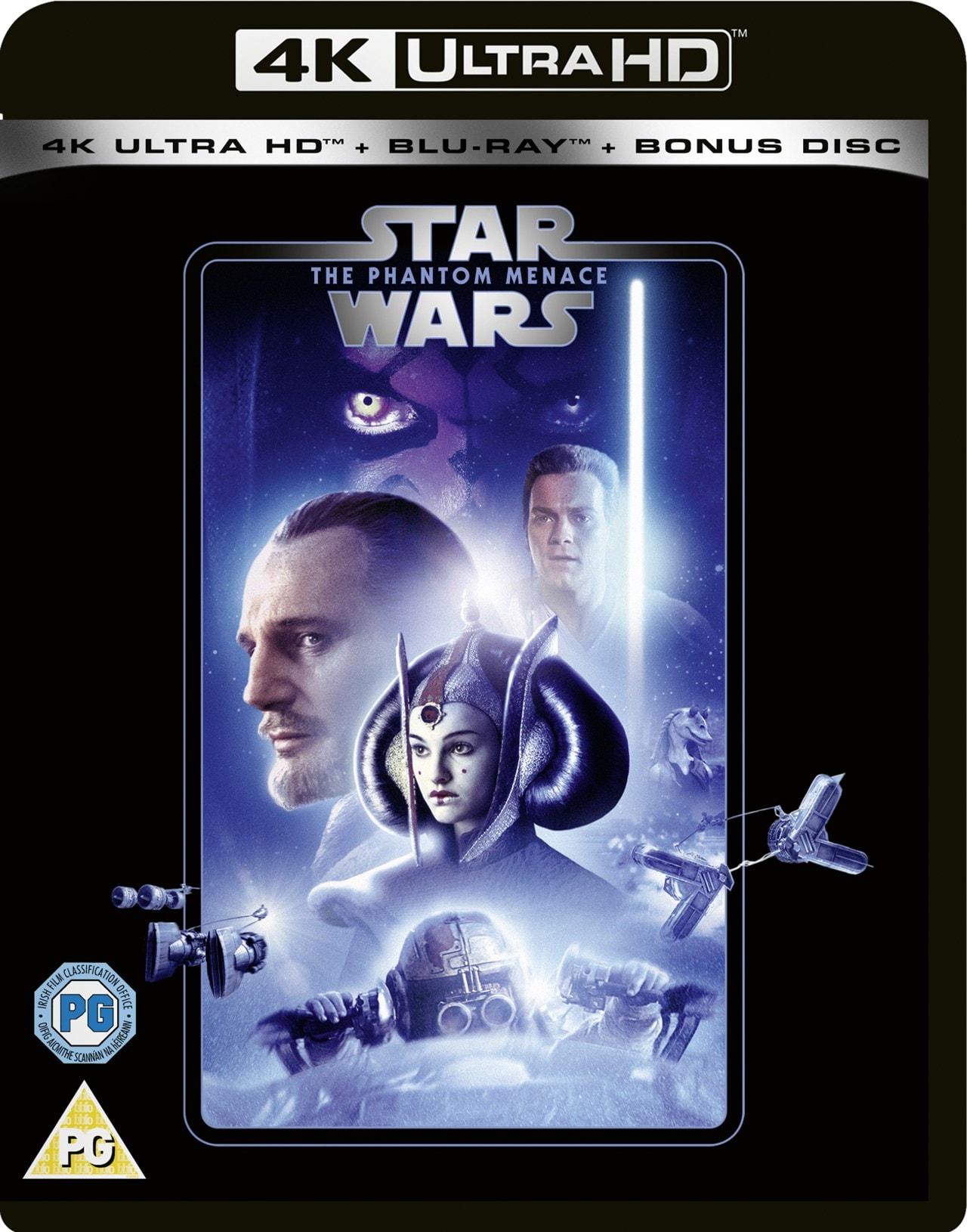 Star Wars: Episode I - The Phantom Menace - 1