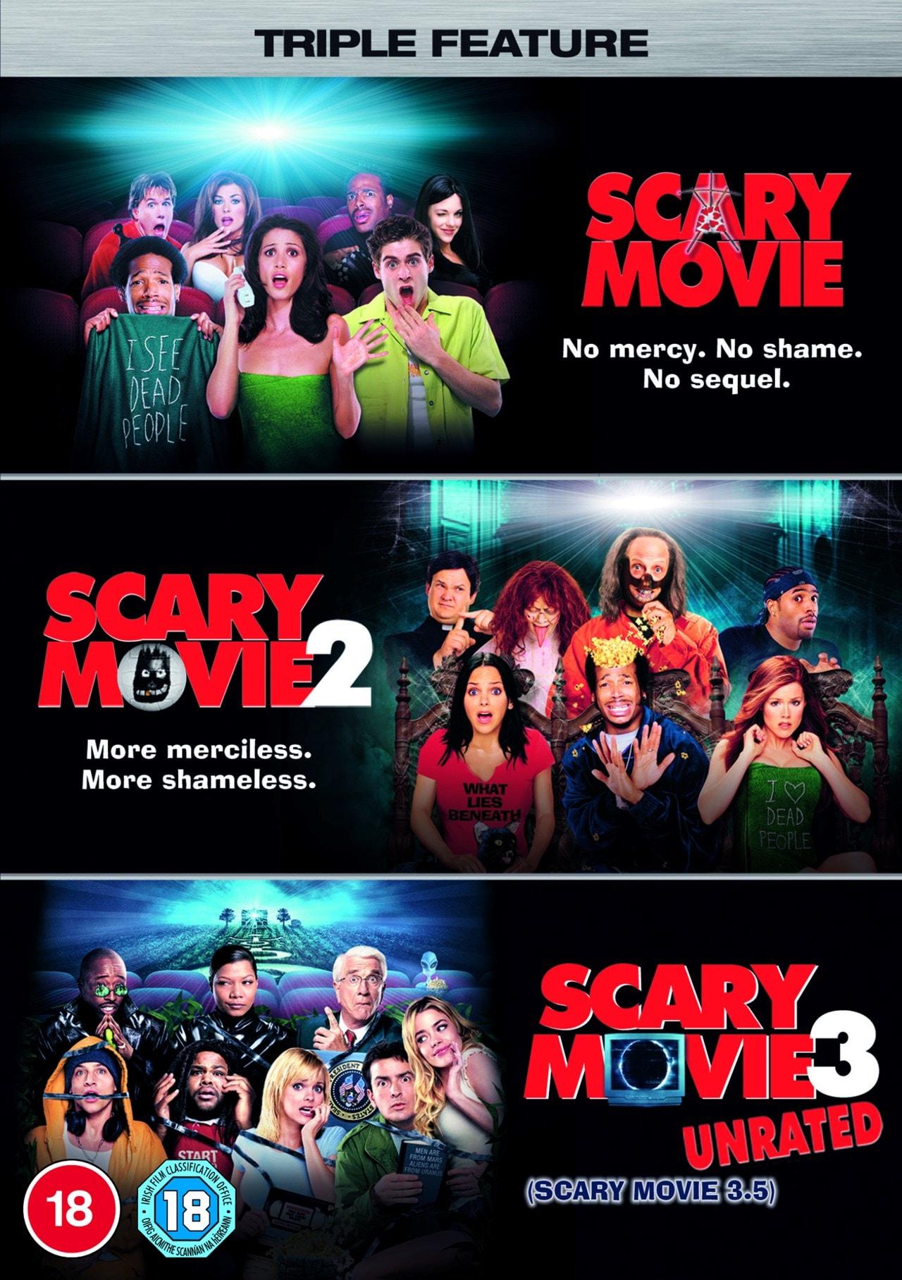 Scary Movie Trilogy - 1