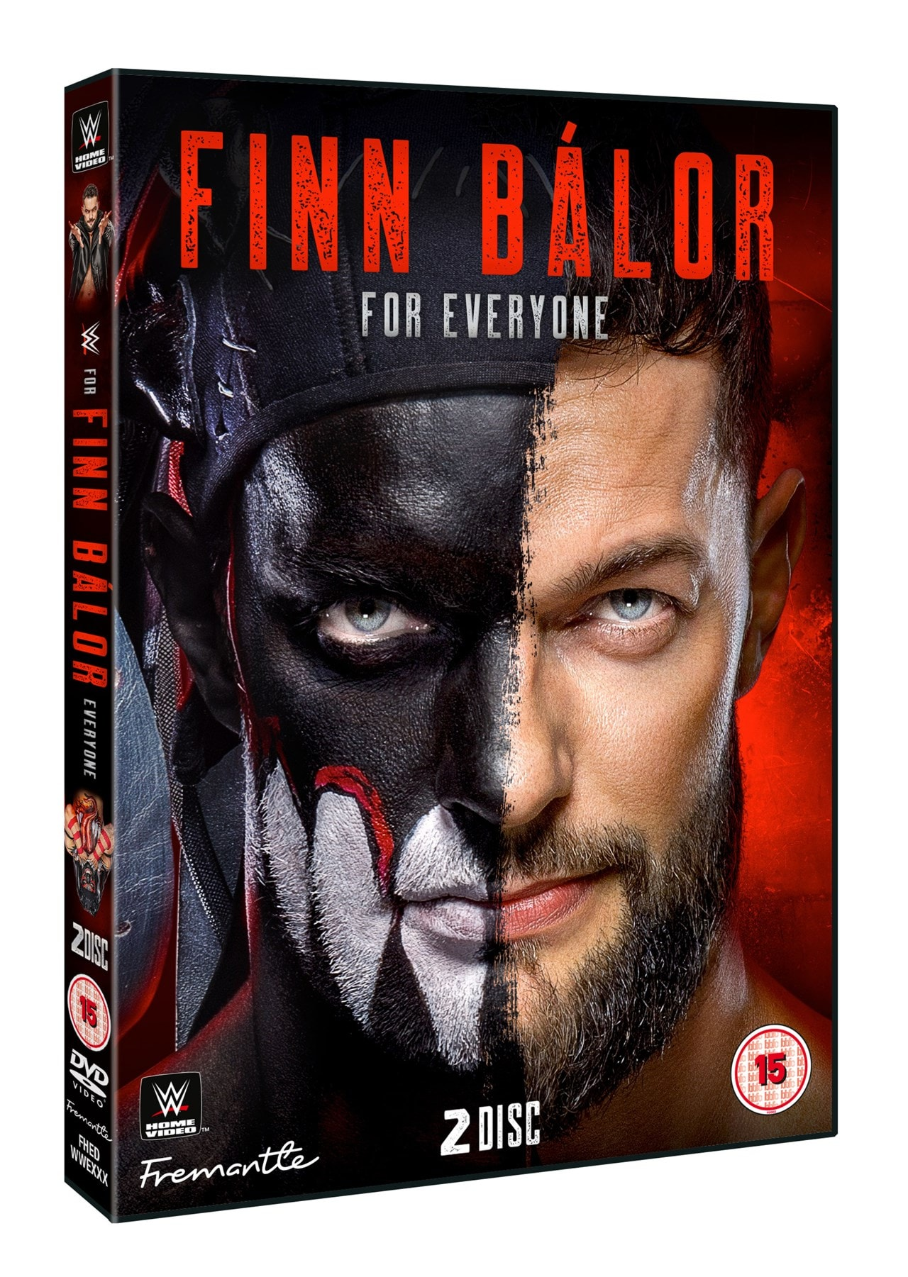 WWE: Finn Balor - For Everyone - 2