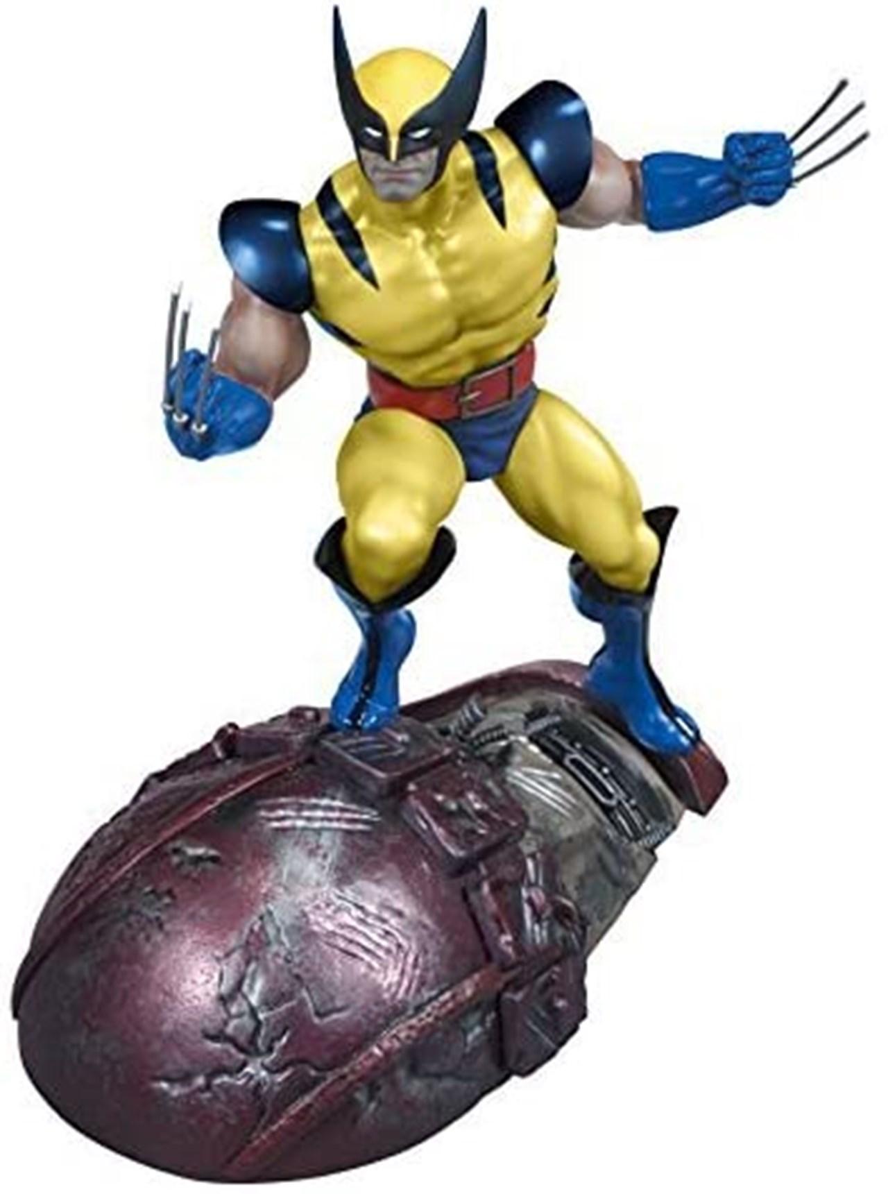 Wolverine Model Kit: Marvel Snap Together - 1