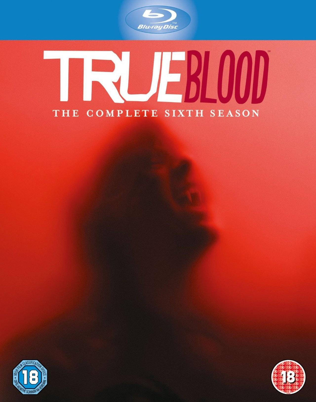 True Blood: The Complete Sixth Season - 1