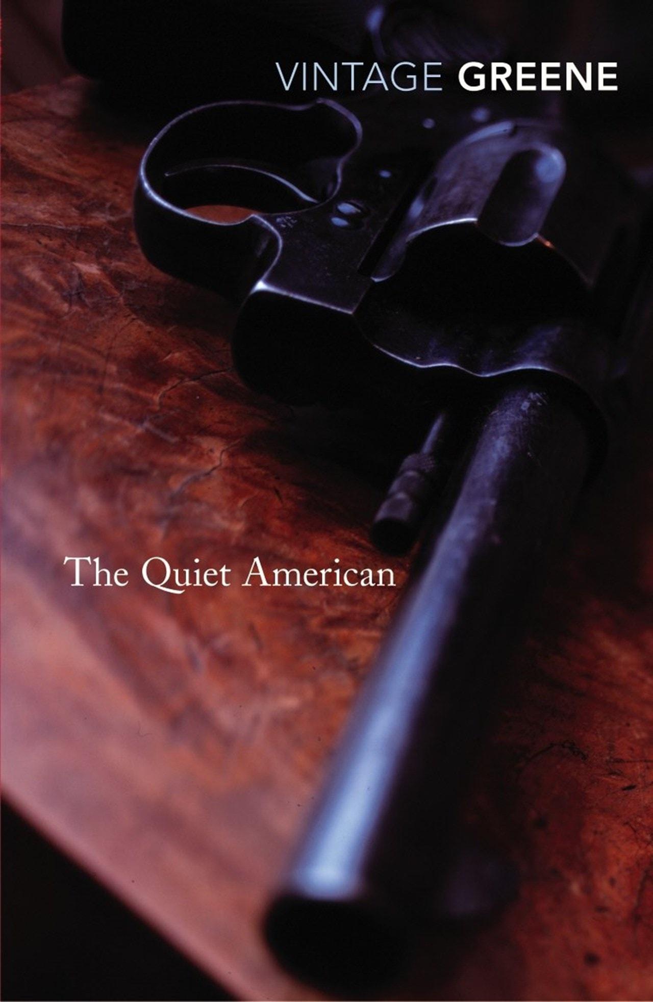 The Quiet American - 1