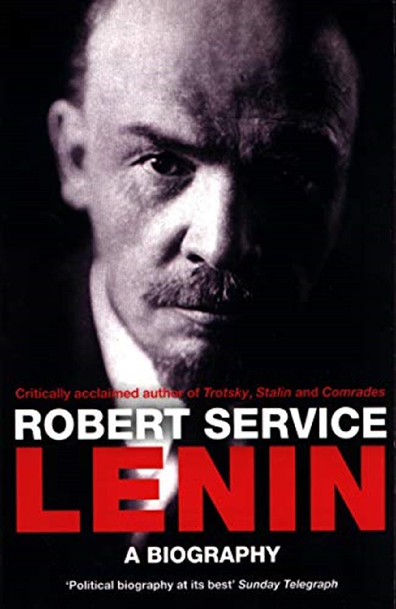 Lenin:  A Biography - 1