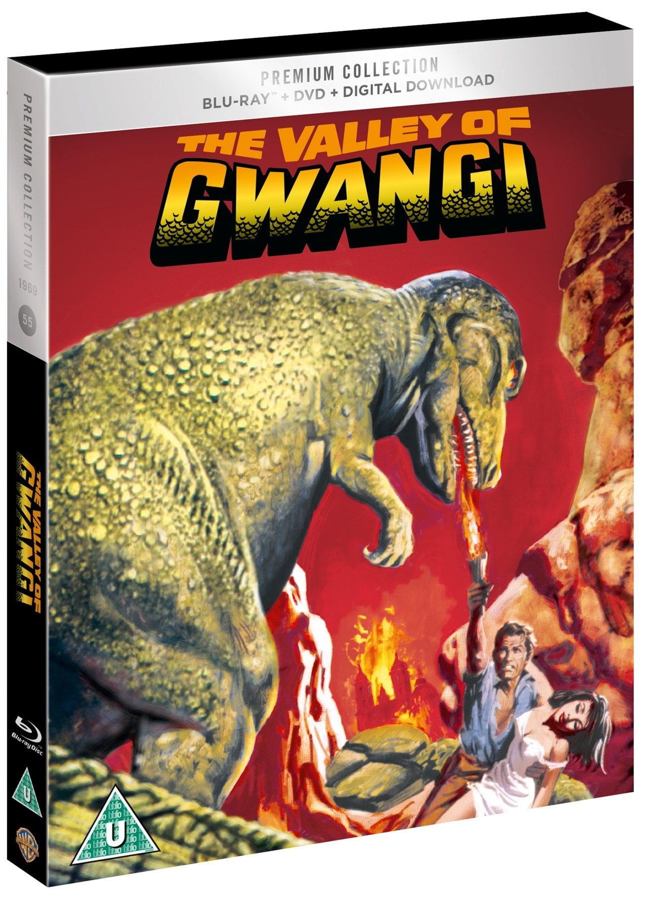 The Valley of Gwangi (hmv Exclusive) - The Premium Collection - 2
