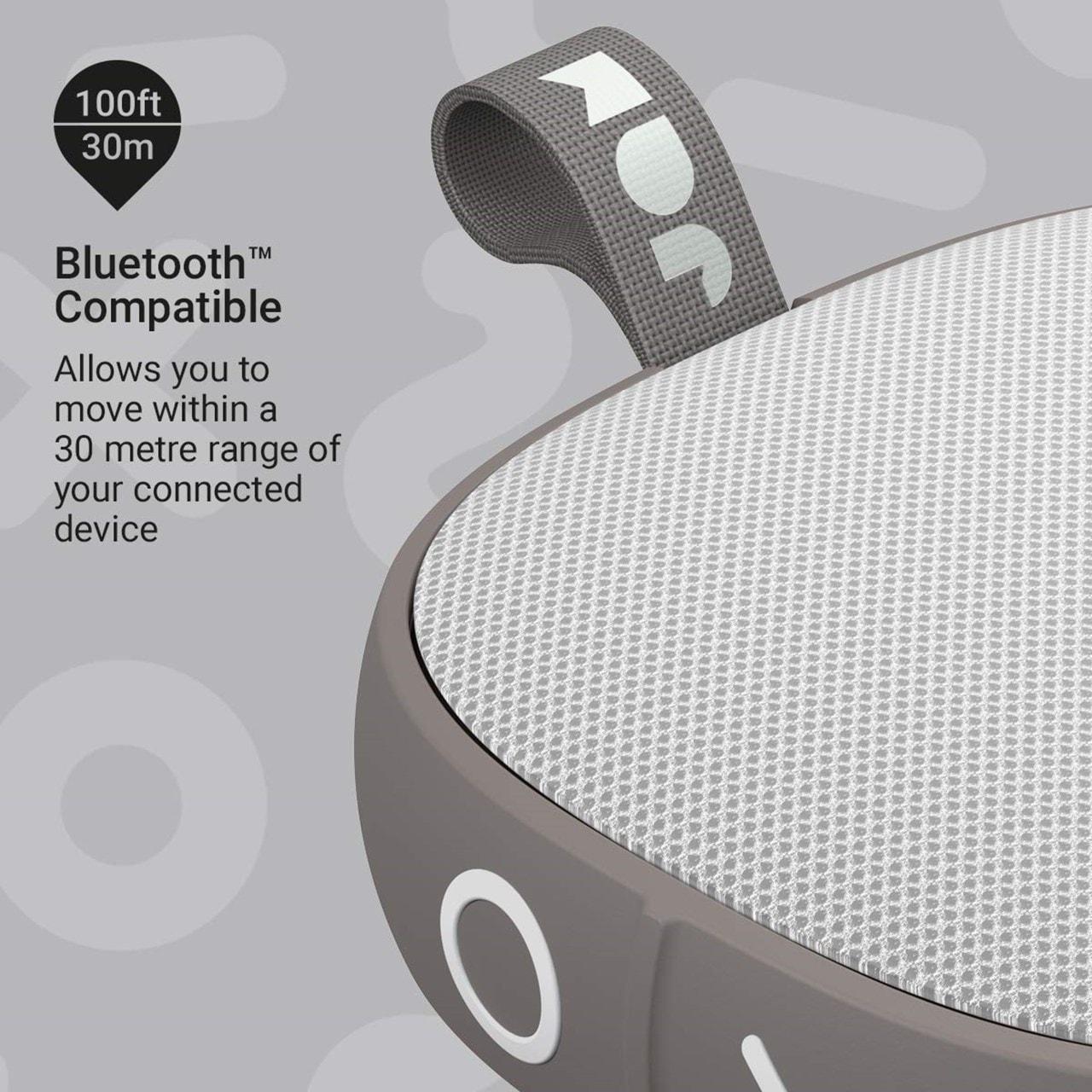 Jam Hang Tight Grey Bluetooth Speaker - 4