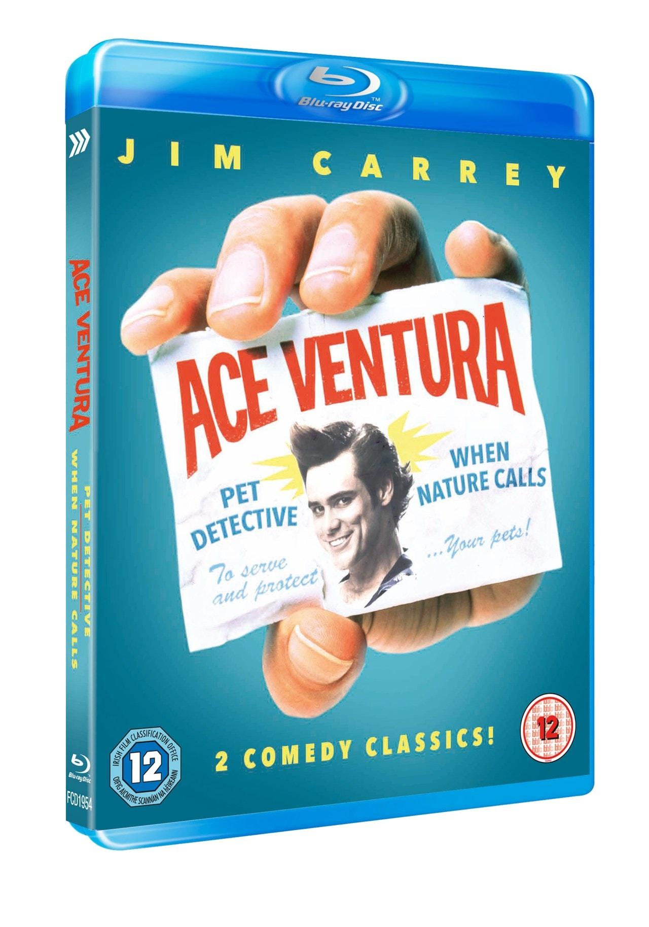 Ace Ventura: Pet Detective/Ace Ventura: When Nature Calls - 2
