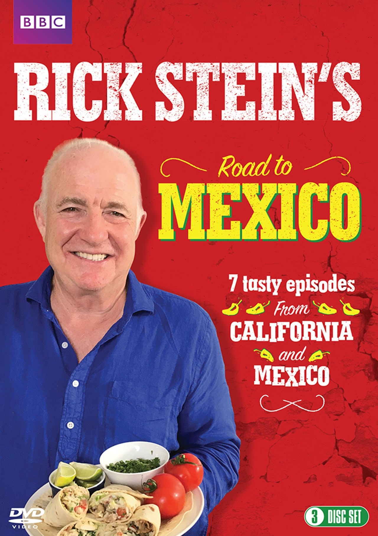 Rick Stein's Road to Mexico - 1