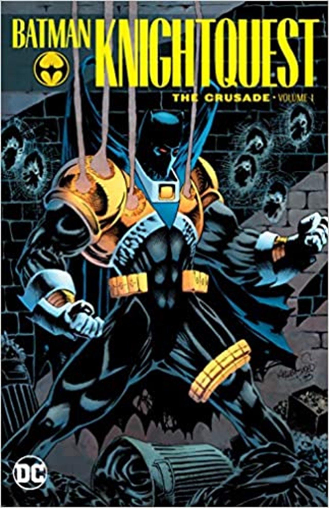 Batman Knightquest Volume 1: The Crusade - 1