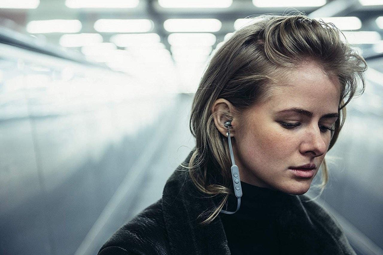 Jays A-Six Black/Gold Bluetooth Earphones - 4