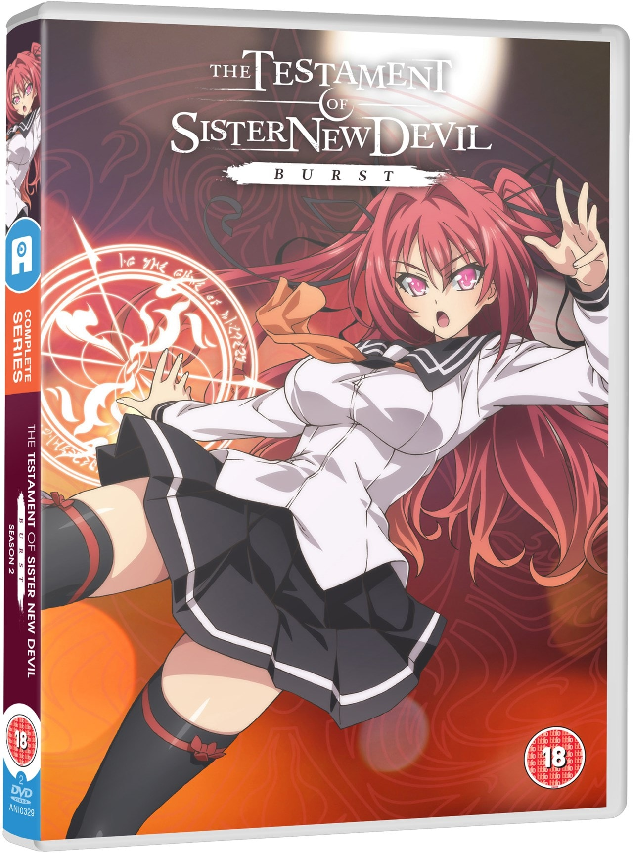 The Testament of Sister New Devil: Burst - 1
