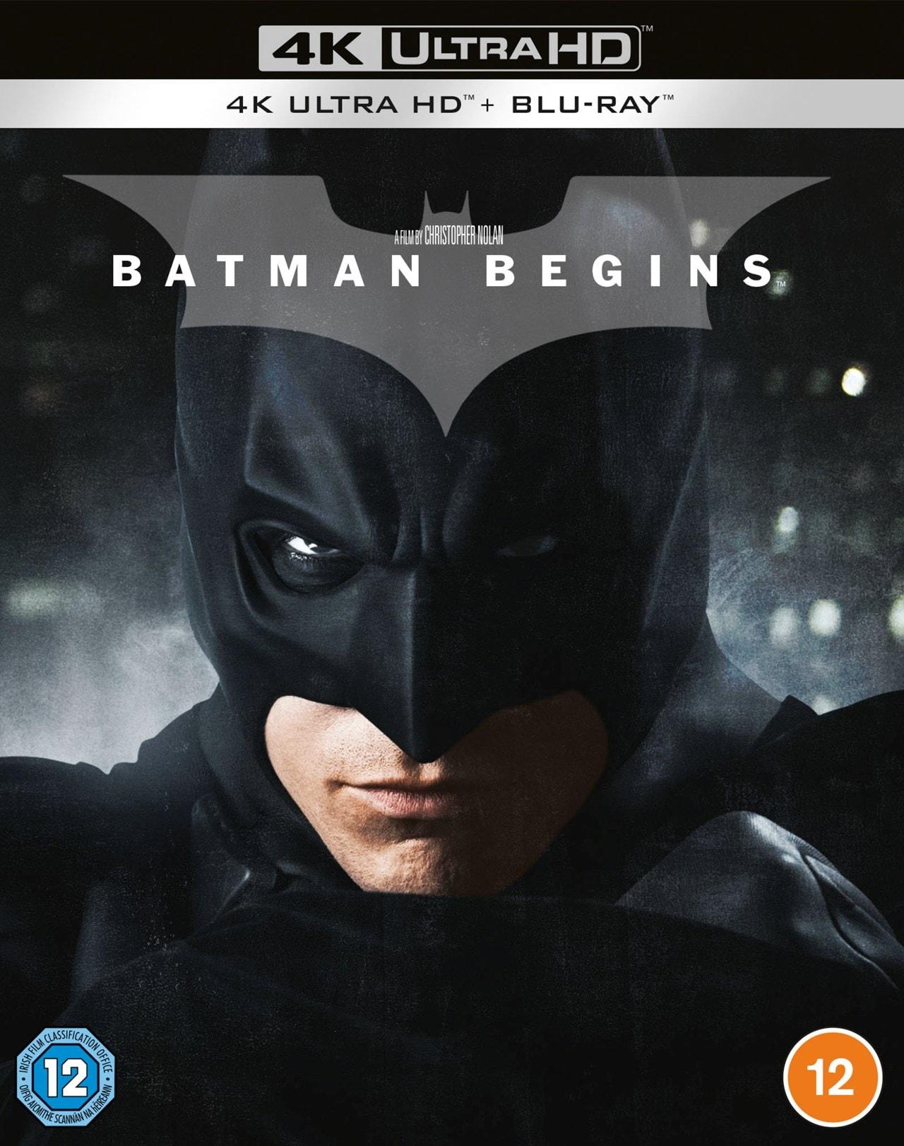 Batman Begins - 1