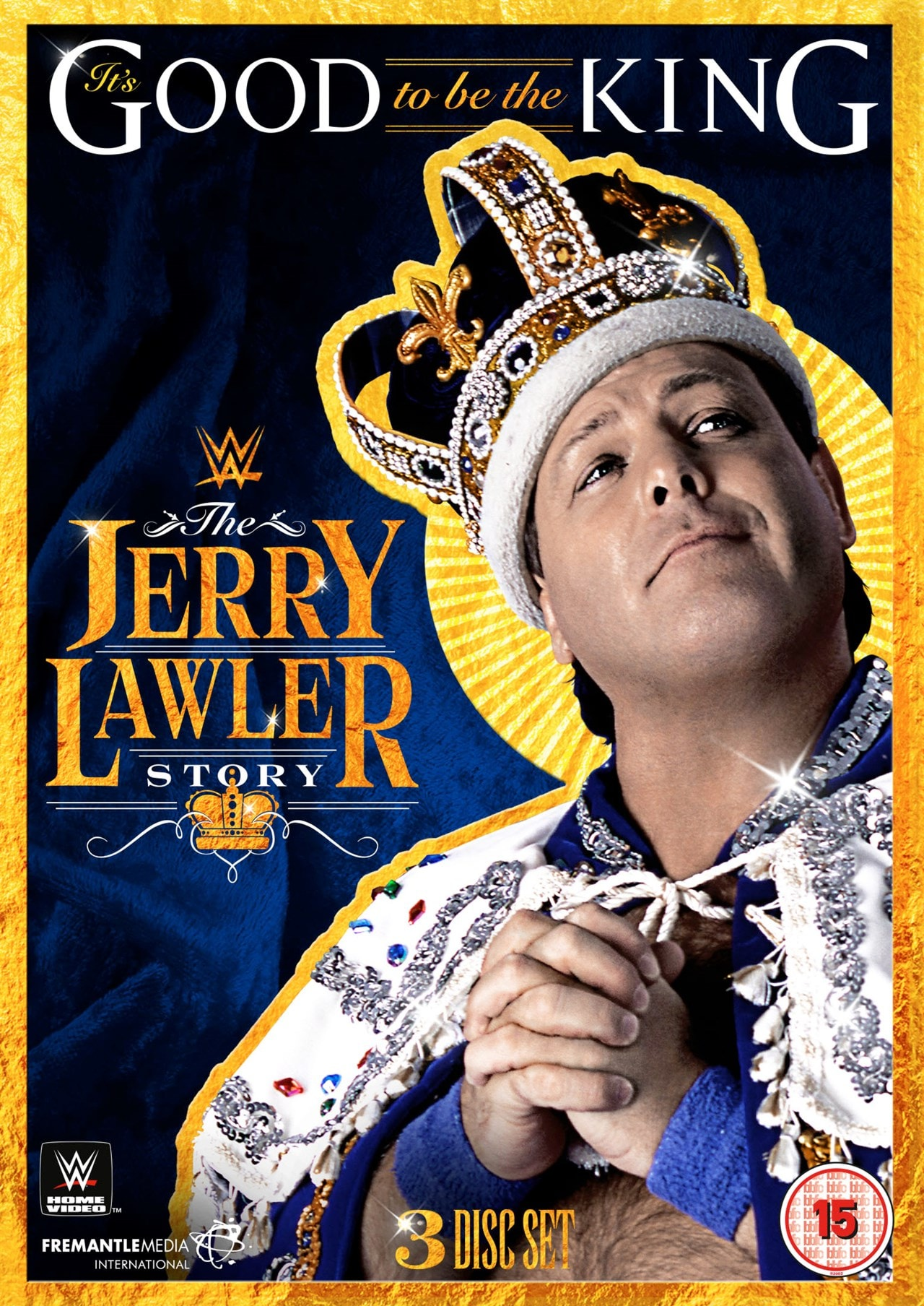 WWE: It's Good to Be the King - The Jerry Lawler Story - 1