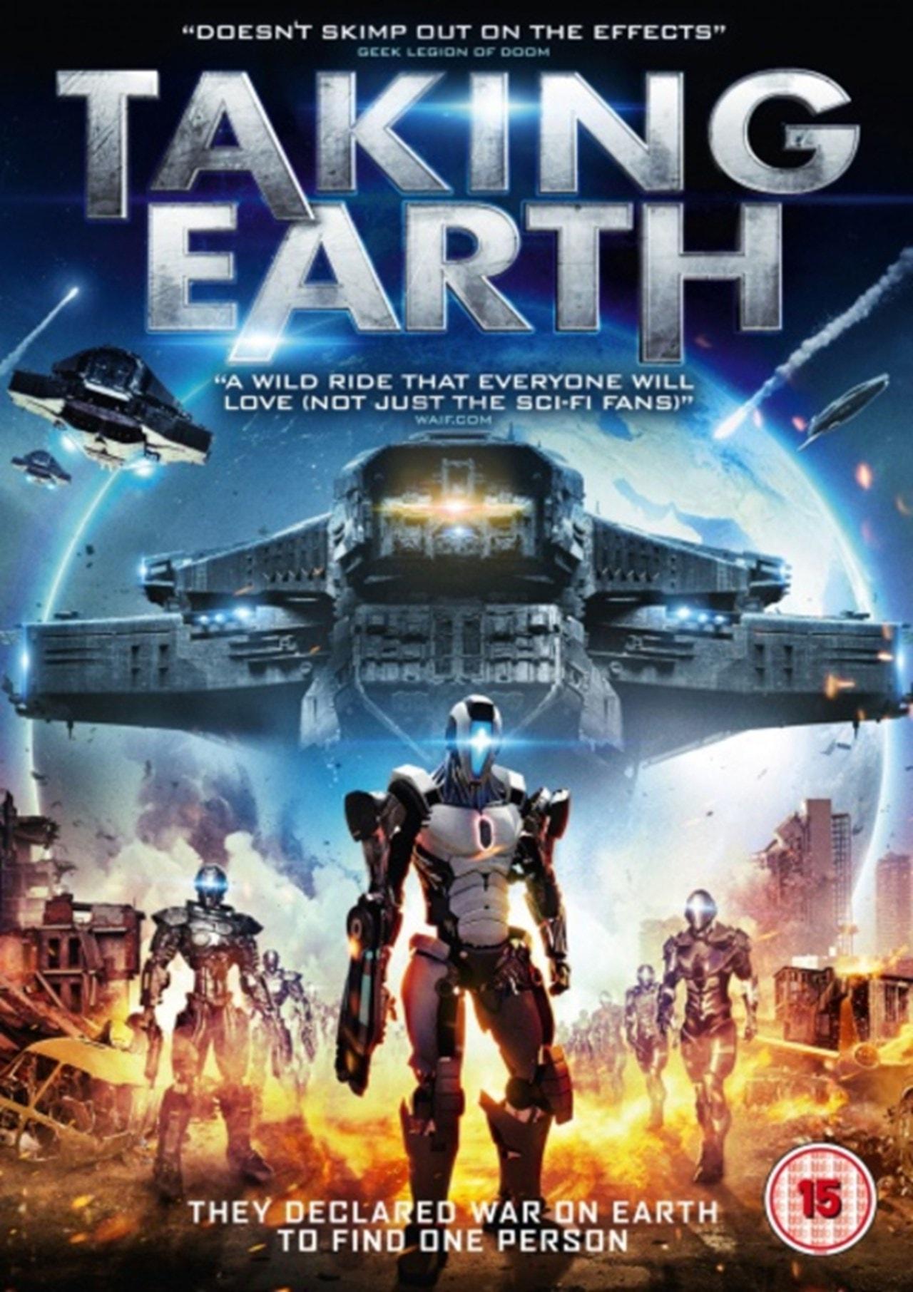 Taking Earth - 1