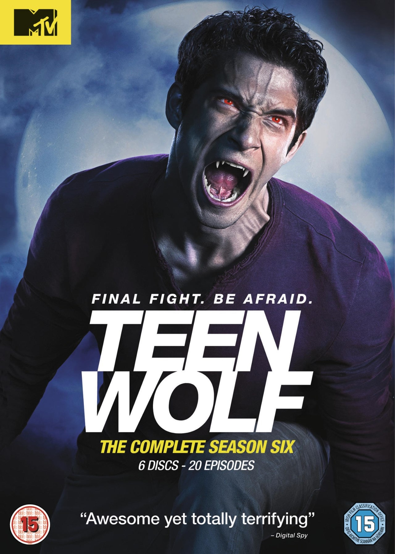 Teen Wolf: The Complete Season Six - 1