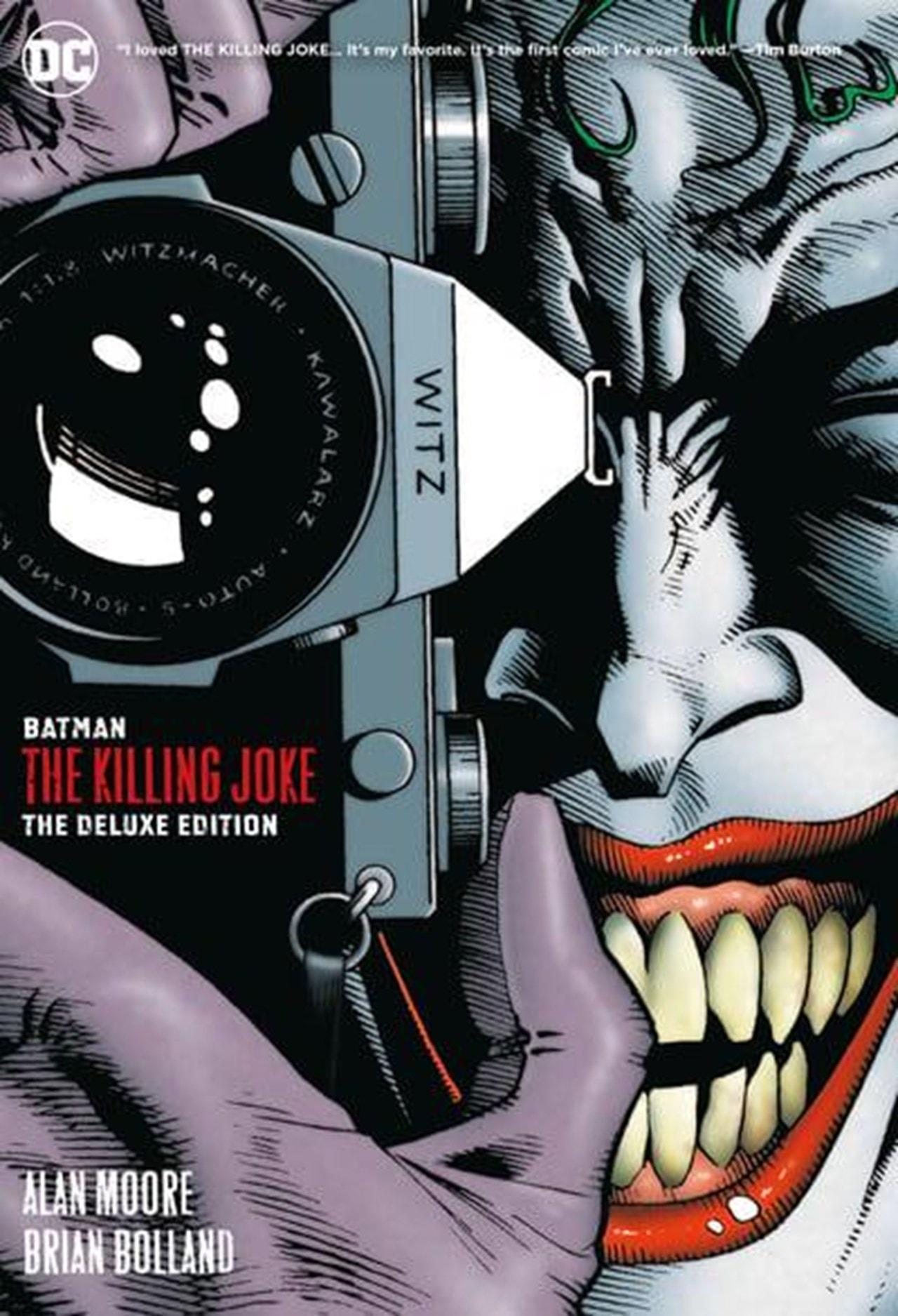 Batman: The Killing Joke (Deluxe Edition) - 1