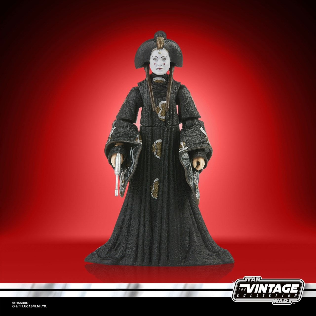 Queen Amidala 3.75 Inch: Phantom Menace: Star Wars: Vintage Collection Action Figure - 4