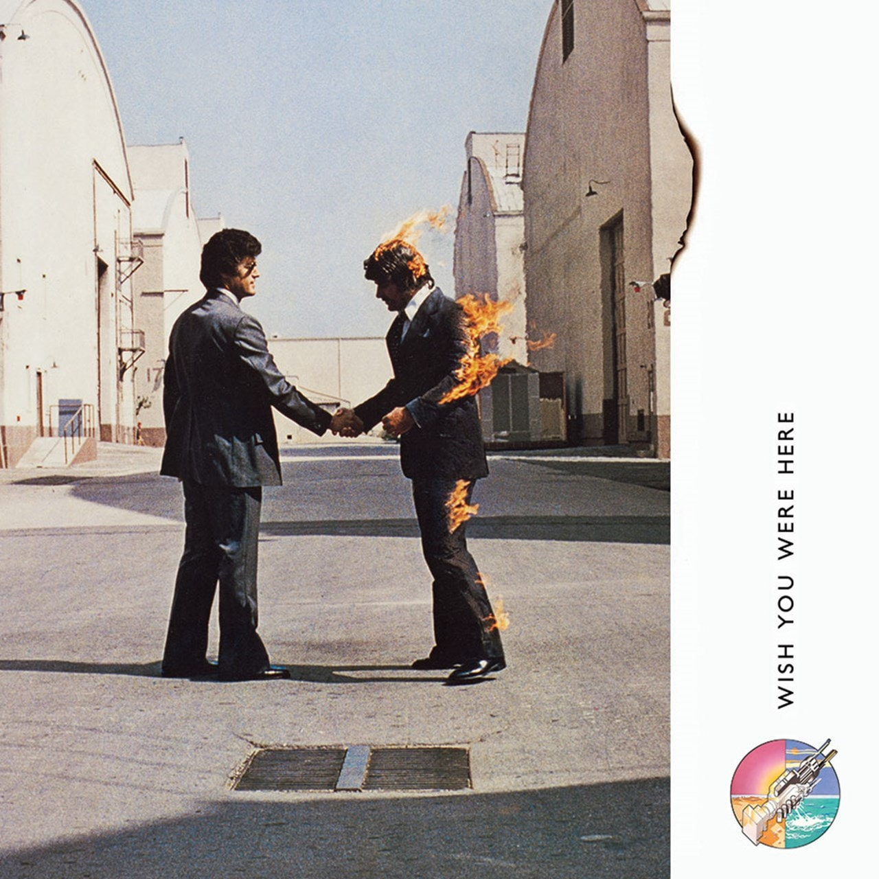 Pink Floyd: Wish You Were Here Canvas Print - 1