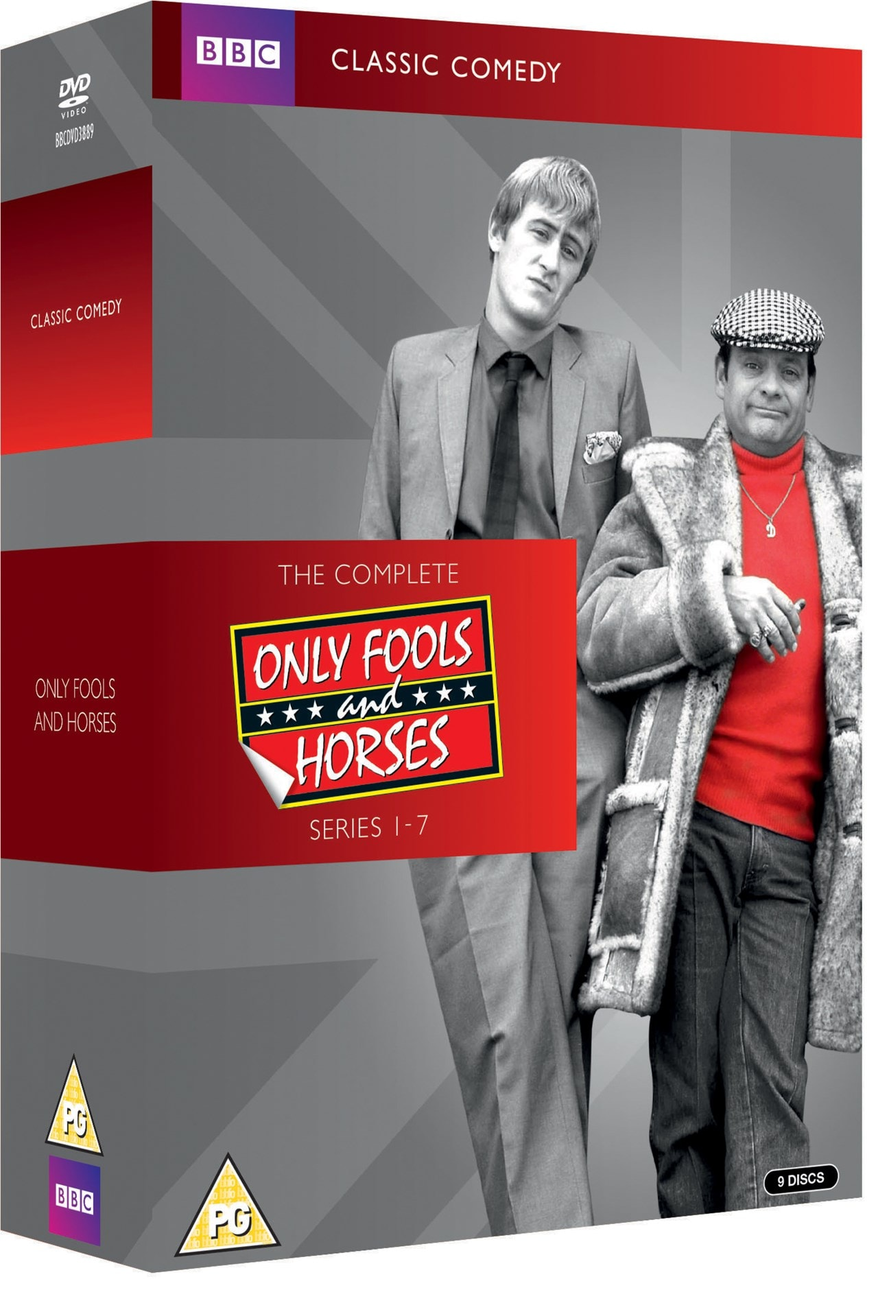 Only Fools and Horses: Complete Series 1-7 (hmv Exclusive) - 2