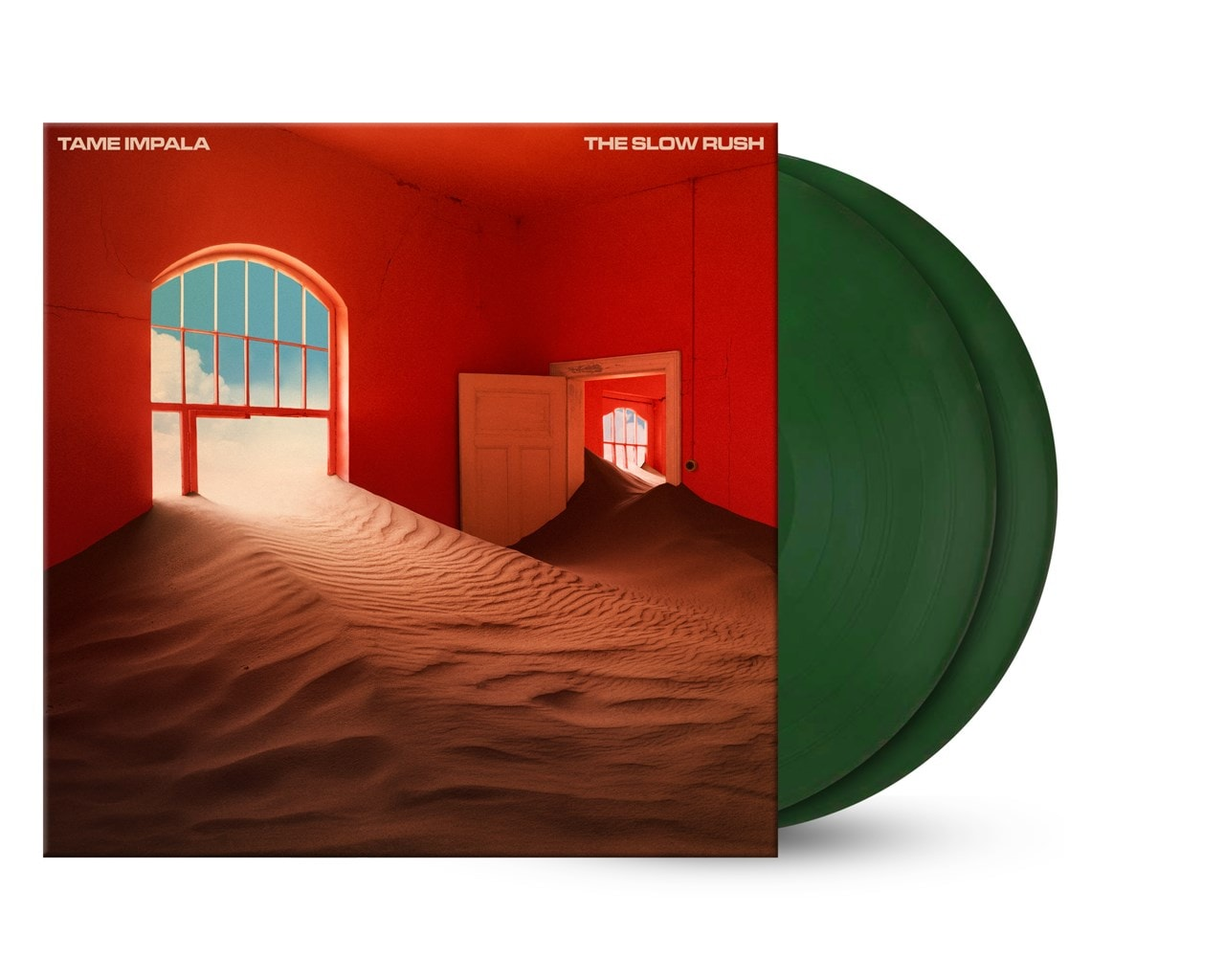 The Slow Rush - Limited Edition Green Vinyl - 1